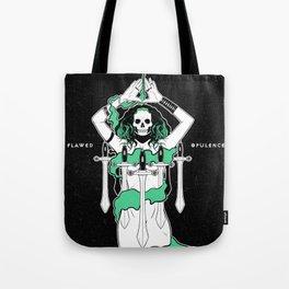 Flawed Opulence Tote Bag