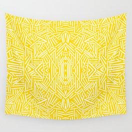 Radiate - Freesia Wall Tapestry