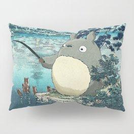 Japanese woodblock mashup Pillow Sham
