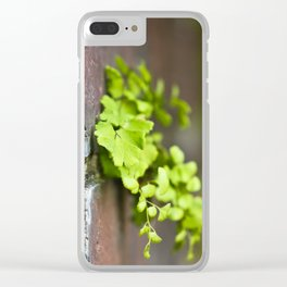 Green Plants Auckland 2019 Clear iPhone Case