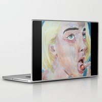 cherry Laptop & iPad Skins featuring Cherry by SirScm