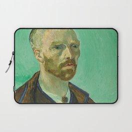Self Portrait (dedicated to Paul Gauguin) Laptop Sleeve