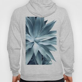Bursting into life - teal Hoody