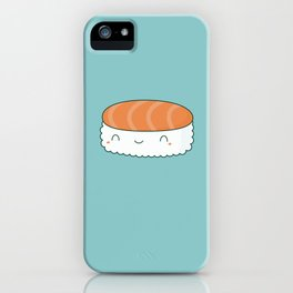 Kawaii Cute Sushi iPhone Case