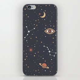 Mystical Galaxy iPhone Skin