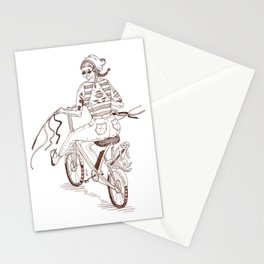 Electrotransportation Stationery Cards