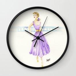 Collette Wall Clock