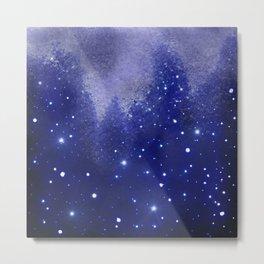 Star Kissed Wind Metal Print