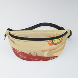 THE OLD COMPETITIONS Fanny Pack