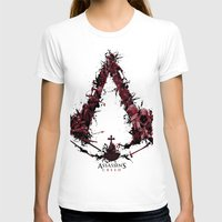 saga T-shirts featuring Assassin's Creed Saga by s2lart