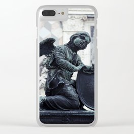 Basilica Clear iPhone Case