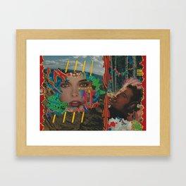 You've Gotta Go Framed Art Print