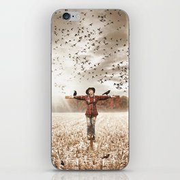 the watchman. iPhone Skin