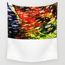 Colored Glass Wall Tapestry