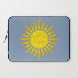 Ray of Sunshine Laptop Sleeve