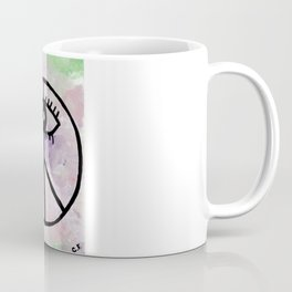 Peace Eye Coffee Mug