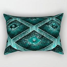 AzTECH Temple Rectangular Pillow