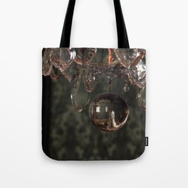 Versailles Chandelier Tote Bag