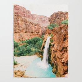 Havasu Falls / Grand Canyon, Arizona Poster