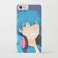 dmmd iPhone & iPod Cases featuring Aoba by Liyu