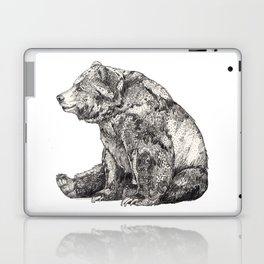Bear // Graphite Laptop & iPad Skin