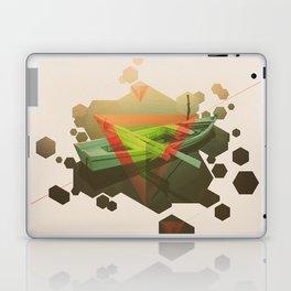sinking to new heights Laptop & iPad Skin