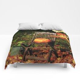 Fall Seating Comforters