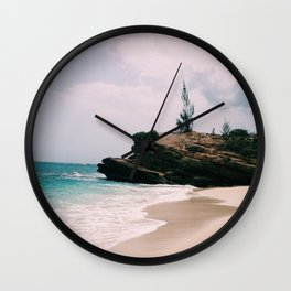 Mullet Bay Wall Clock