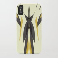 knight iPhone & iPod Cases featuring Knight by lillianhibiscus