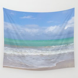 Clear Ocean Wall Tapestry
