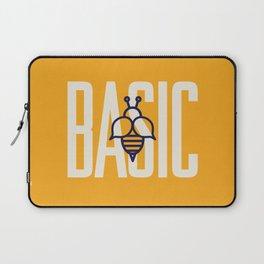 Basic Bee Laptop Sleeve