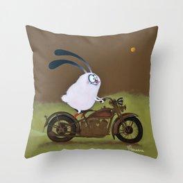 Harley -1932 Throw Pillow