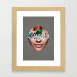 Sybil I (2015) Framed Art Print