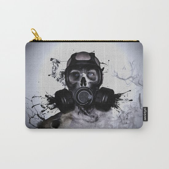 Zombie Warrior Carry-All Pouch