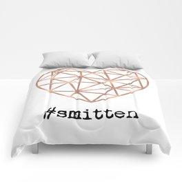 #smitten Comforters