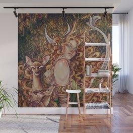 Artemis Wall Mural