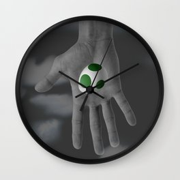 Catching Wall Clock