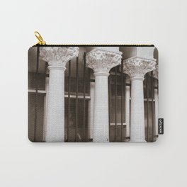 Window Columns Carry-All Pouch