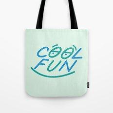 COOL FUN Tote Bag