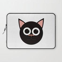 Blackie Cat Laptop Sleeve