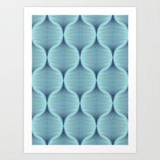 Blend 7 Art Print