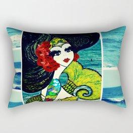 Tendre Sens - Serie Sea Love Rectangular Pillow