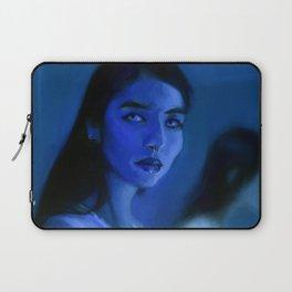 Blue Morphos Laptop Sleeve