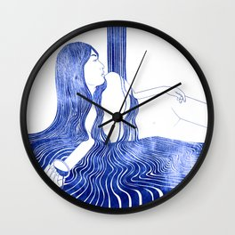 Nereid XXIV Wall Clock