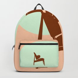 Kofoed Larsen Shell chair Backpack
