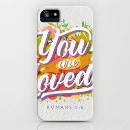 LOVED iPhone Case