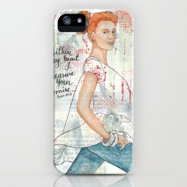 Within My Heart iPhone Case