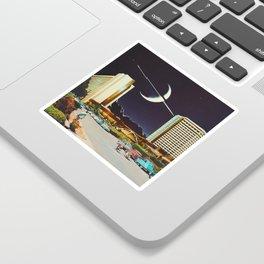 'Paradise night' Sticker