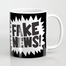 Fake news Coffee Mug