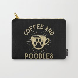 Poodle Sayings Funny Carry-All Pouch